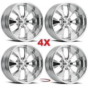 26 Pro Wheels Rims Killer 6 Forged Billet Polished Specialties Us American