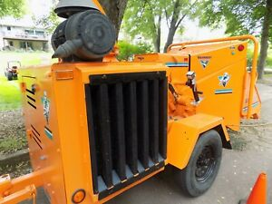 2010 Vermeer Bc 1000 Xl Wood Chipper Only 1191 Hours