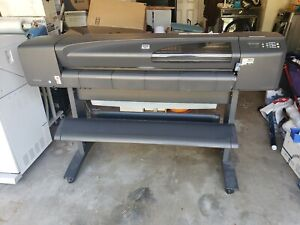 Hp Designjet 800ps Plotter 42 in Wide Format Printer
