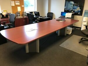 Teknion Conference Room Table
