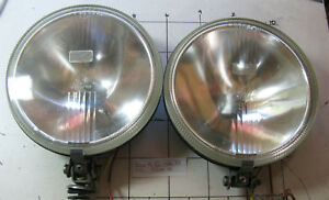 Bosch Hr Driving Fog Lights Nice Pair