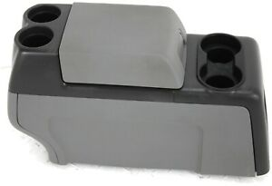2004 2008 Ford F150 Floor Center Console W Cup Holder