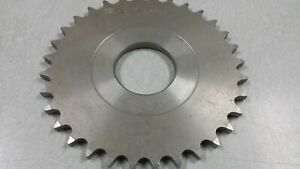 Martin 50a32 Stainless Steel Sprocket 2 Bore No Keyway 32 Teeth New