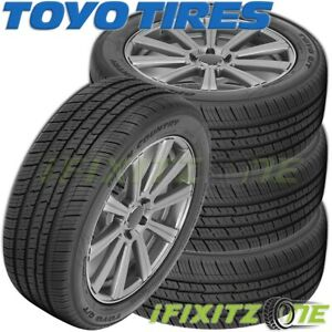4 X New Toyo Open Country Q T P285 45r22 110h Tires