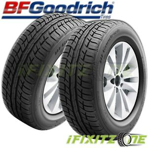 2x Bf Goodrich Advantage T a Sport 235 45r17 97h Xl All Season Performance Tires