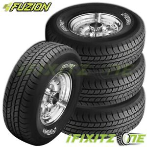 4 Fuzion Suv By Bridgestone 235 70r16 106t Owl All Season Performance Tires