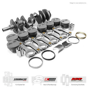 Chevy Sbc 350 3 750 383 Ci 1pc Seal Rotating Assembly Kit Superstreet Series