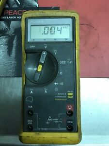 Fluke 77 Series Ii Digital Multimeter