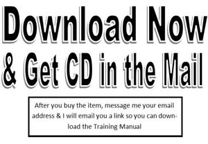 Commercial Driver's License Manual CDL Training Minnesota Handbook CDL $5.00