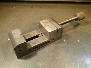 Precision Machinist Toolmakers Grinding Vise 3 Wide Jaws Open 2 1 2 Used Good