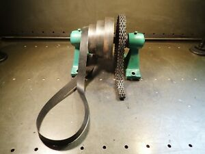 South Bend 9 Junior New Model Silent Chain Motor Drive Lathe Flat Belt Pulley
