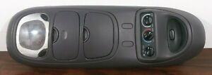 97 02 Expedition Excursion Overhead Console Climate Control Digital Display