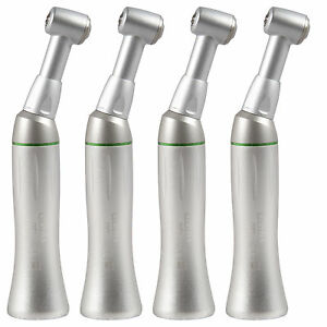 4packs Dental Endo Low Speed Handpiece Push Contra Angle 64 1 Fit Nsk Kavo Er64