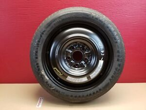 2008 2012 Honda Accord 16 Spare Tire Tyre T135 80d16 Good Year