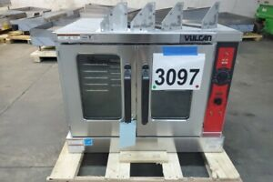 3097 New S d Vulcan Full Size Gas Convection Oven W legs Model Vc5gd nat