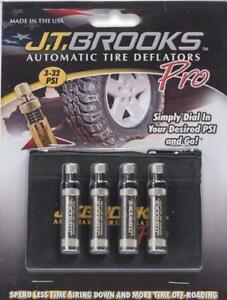 J t Brooks Automatic Tire Deflators pro Usa Made Tough Quick Accurate