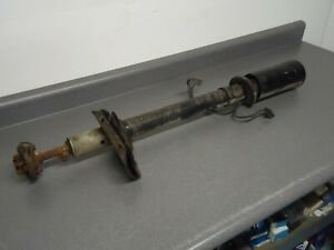 1965 Oldsmobile Olds Starfire Steering Column Non Tilt Floor Console Shift