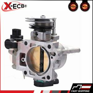 For Honda Accord Lx Ex Dx Se 2003 2004 2005 Throttle Body 16400 Raa A61