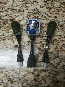 Welding Remote Includes Lincoln 6 Pin And Miller 14 Pin Adapters Custom Made