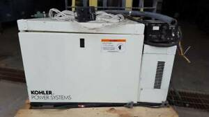 Kohler 5e 5 Kw Marine Gas Generator 60 Hz Under 80 Hours