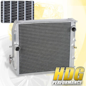 Full Aluminum Mt Racing Lighweight Radiator For 92 00 Honda Civic Ej ek Del Sol