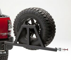 Tc 5293 2005 2015 Tacoma Pro Series Tire Carrier Winch Fits Tc 2961 Only