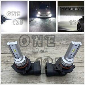 9005 Hb3 Csp Led Headlight Bulb Conversion Kit High Beam 6000k Super White 35w