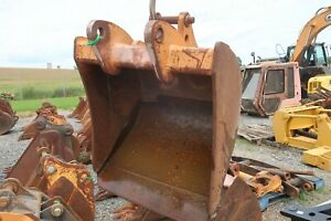 Used 30 Case 580 Backhoe Ditch Cleaning Bucket