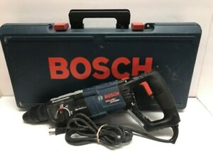 Bosch Gbh2 28l 8 5a Bulldog Xtreme Max Rotary Hammer Drill With Case bd2016151