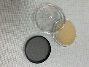 Olympus Microscope Neutral Density Filter N d 6 dia 45 Mm excellent Condition