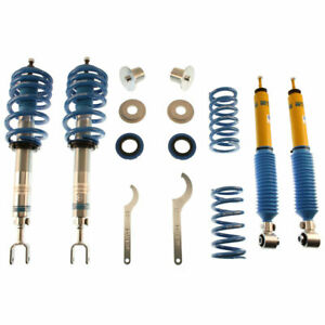 Bilstein B16 Pss9 Coilover Suspension Kit For Audi A4 Quattro 2002 2009 Csw