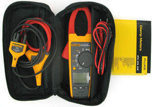 Fluke 376 True rms Ac dc Clamp Meter With Iflex new