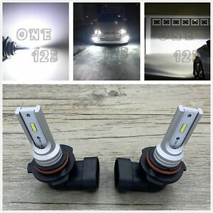 9006 Hb4 Csp Led Headlight Bulbs Kit Low Beam 6000k White 35w 6000lm Fog Light