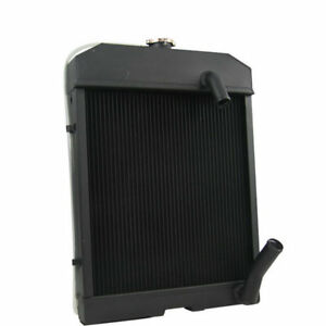 Tractor Radiator Fits Ford New Holland 501 600 601 700 701 800 801 2000 4000