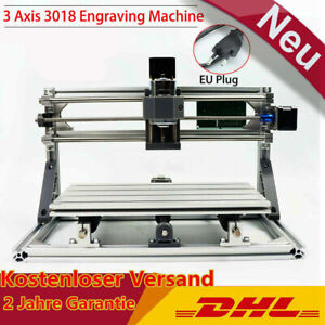 3 Axis 3018 Usb Mini Cnc Router Engraver Pcb Milling Engraving Diy Machine er11