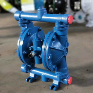 Us Air operated Double Diaphragm Pump 1 2 Inch Inlet And Outlet Petroleum Fluids