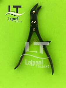 Best Quality Leksell Stille Bone Rongeur 6mm Curved To Right 24 Cm Dental Inst