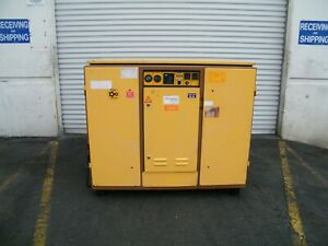 1992 Kaeser Bs60 50 Hp Rotary Screw Air Compressor Ingersoll Rand Quincy Sullair