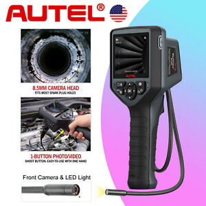 Autel Maxivideo Mv400 Automotive Borescope 5 5mm Digital Inspection Camera Tool