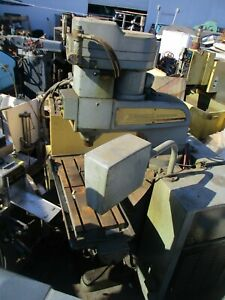 Bridgeport Series I Cnc Vertical Mill Milling Machine_as decribed_must Go