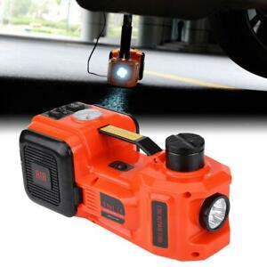 5t Auto Car Electric Hydraulic Floor Jack Lift Garage And Emergency Equipment