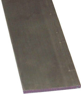 Flat Steel Bar Stock 1 8 X 3 X 36 in