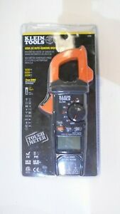 Klein Tools Cl700 600 Amp Ac True Rms Auto ranging Digital Clamp Meter