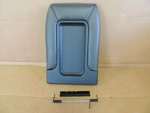 99 07 Chevy Gmc Pickup Suv Center Console Replacement Lid Kit Dark Gray New