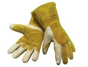 Lot 12 Pair Tillman 52l Top Grain Cowhide Anti vibration Welding Gloves L New