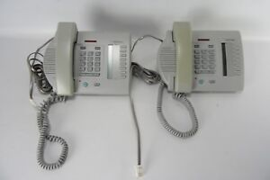 Set Of 2 Meridian M3110 Phone And Base Complete Digital