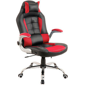 Merax Ergonomic High Back Racing Style Reclining Gaming Office Chair Multiple C