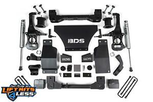 Bds 749h 4 Lift Kit W fox Shocks For 2019 2020 Gm 1500 Trail Boss gmc At4