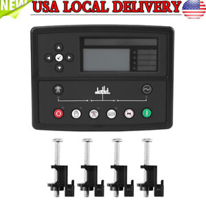 Dse7320 Manual auto Electronics Controller Module Panel For Diesel Generator New