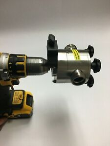 Zuwa Drill Powered Transfer Pump Hd Combistar 2001 b Stainless